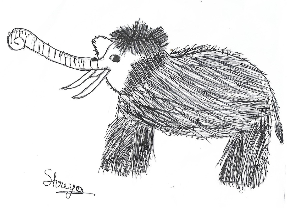 Woolly mammoth returns